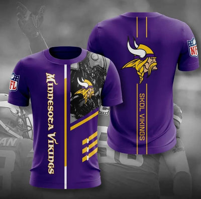Minnesota Vikings Champs T-Shirt (Limited Edition)