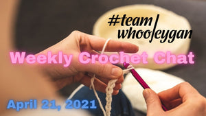 Team Whooleygan Live Chat - April 21, 2021
