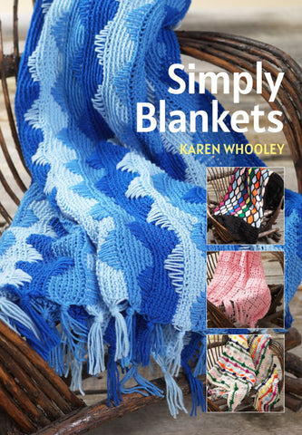 Cover of Simply Blankets