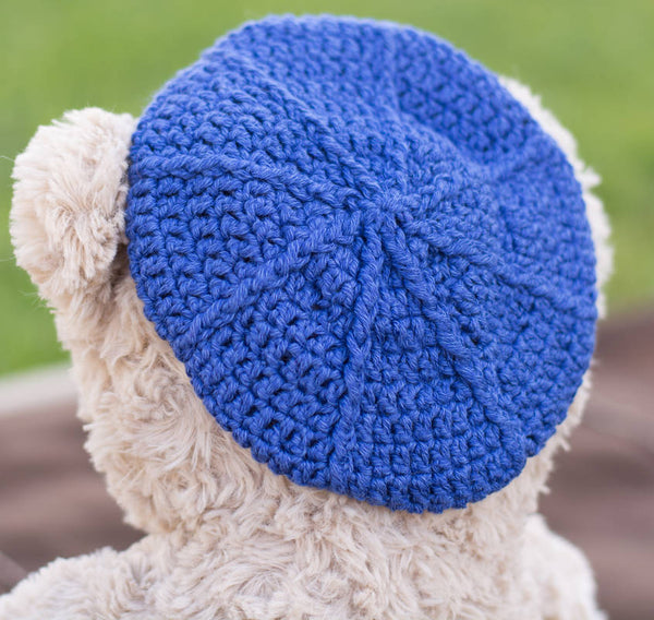 Rock Around The Clock Hat | Karen Whooley