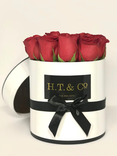 MUSE Rose Box (White)