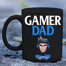 Load image into Gallery viewer, Gamer Dad Mug