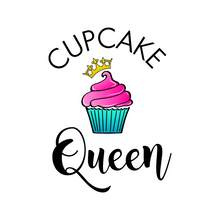 Load image into Gallery viewer, Cupcake Queen T Shirt