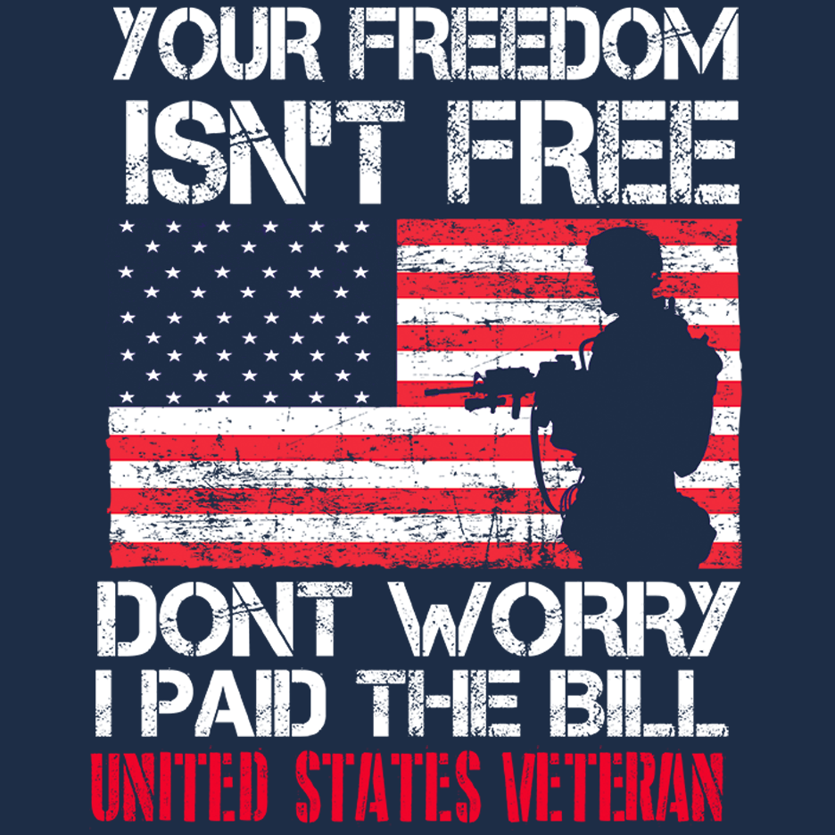 Freedom isn't Free T SHirt