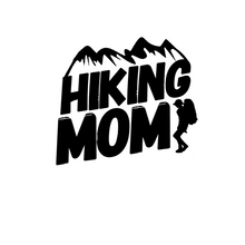 Load image into Gallery viewer, Hiking Mom T Shirt