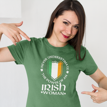 Load image into Gallery viewer, Irish Woman T Shirt