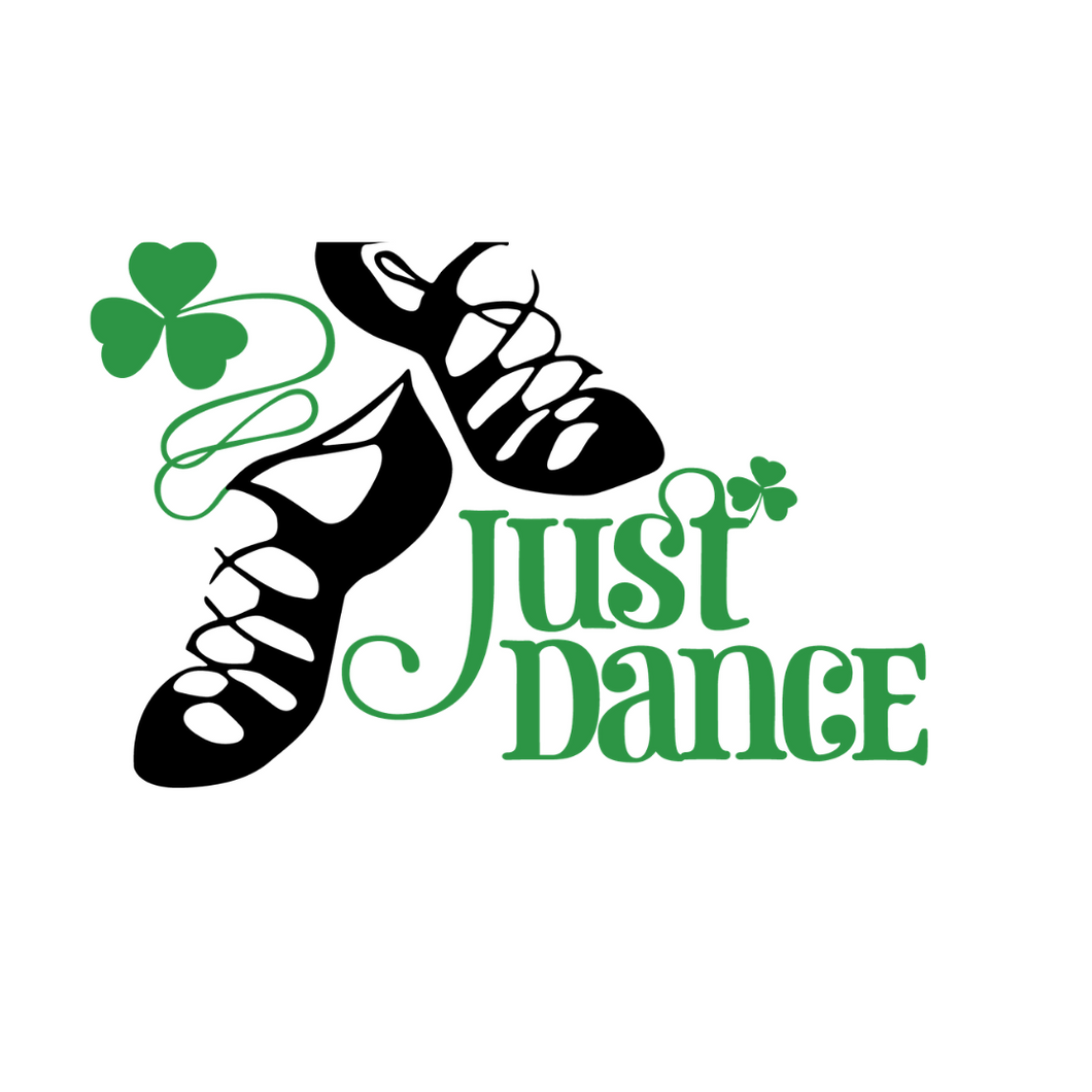 Just Dance Irish T Shirt