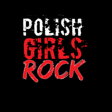 Load image into Gallery viewer, Polish Girls Rock T Shirt