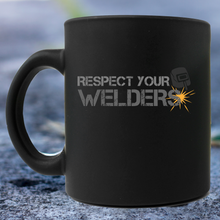 Load image into Gallery viewer, Respect Welders Mug