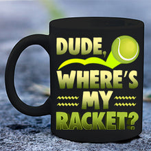 Load image into Gallery viewer, Tennis Mug