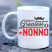 Load image into Gallery viewer, World's Greatest Nonno Mug