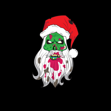 Load image into Gallery viewer, Zombie Santa T Shirt