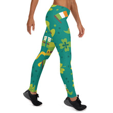 Load image into Gallery viewer, Irish Leprechaun Leggings