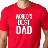 World's Best Dad - Greatest Dad shirt