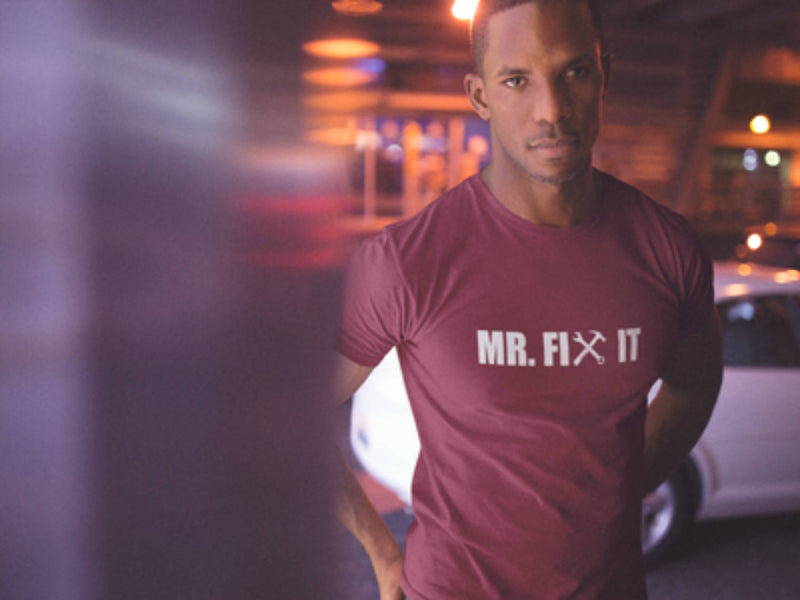 Mr Fix It - Dad Shirt