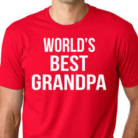 World's Best Grandpa - Greatest Grandpa Shirt