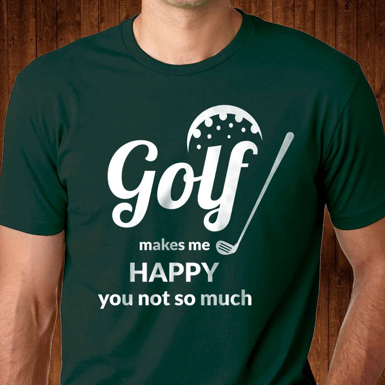 Funny Golf Shirt - Dad Gift