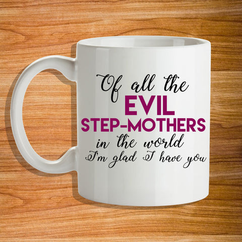 Step Mother's Day Mug