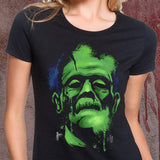 Frankenstein Shirt - Halloween T Shirt