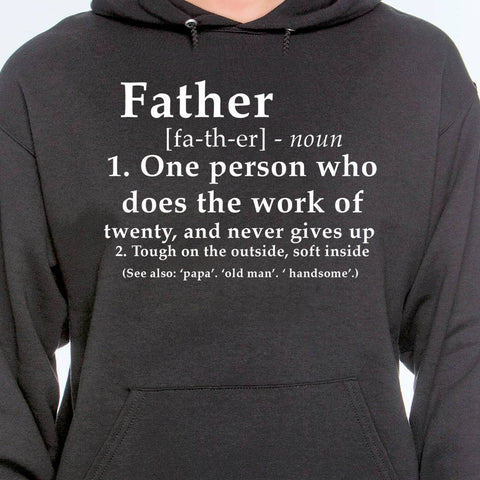 Father Definition - Gift for Dad