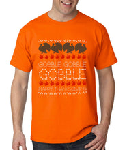 Load image into Gallery viewer, Thanksgiving Ugly Sweater T Shirt