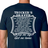 Truckers Prayer Tshirt - Truck Driver Shirt