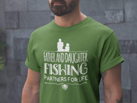 Father Daughter Fishing Shirt - Fishing Shirt for Dad