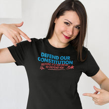 Load image into Gallery viewer, Defend our Constitution T Shirt