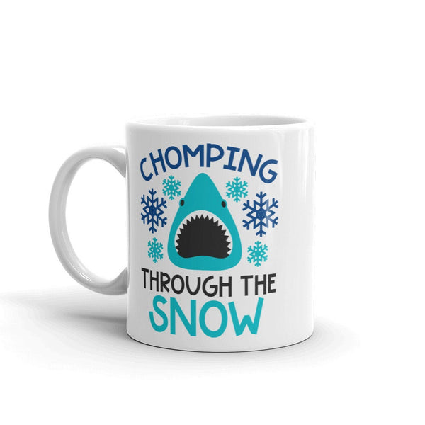 Shark Mug - Funny Shark Christmas Mug