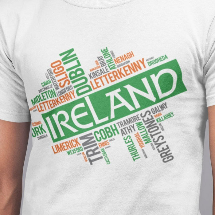 Ireland T Shirt - Lucky Irish Shirt