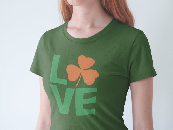 Shamrock Irish Shirt