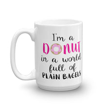 Load image into Gallery viewer, Donut Bagels Mug