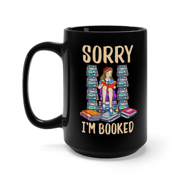 Funny Book Lovers Gift - Book Lovers Mug