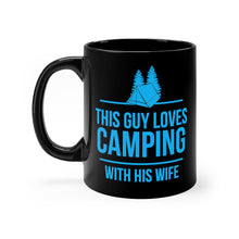 Load image into Gallery viewer, Camping Mug - Camping Coffee Mug