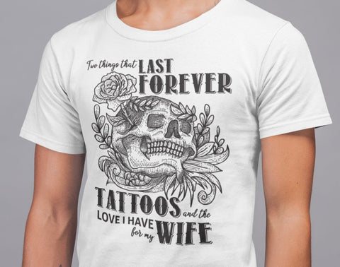 Tattooed Wife Shirt - Gift for Husband