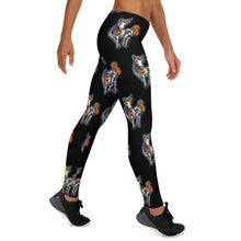 Load image into Gallery viewer, Halloween Unicorn Leggings