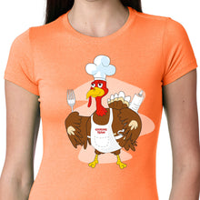 Load image into Gallery viewer, Thanksgiving Cooking Team T Shirt