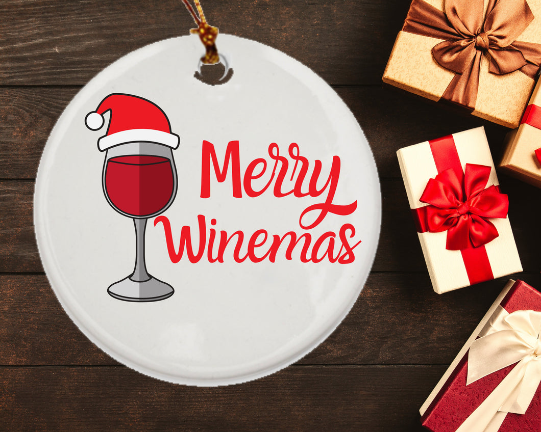 Wine Gifts -Wine Ornament
