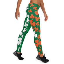 Load image into Gallery viewer, Shamrock Leggings