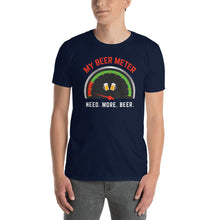 Load image into Gallery viewer, Beer Meter T Shirt