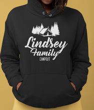 Load image into Gallery viewer, Family Camping Hoodie