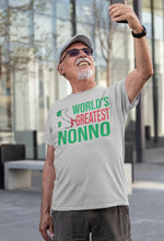 Load image into Gallery viewer, World's Greatest Nonno Italy T Shirt