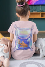 Load image into Gallery viewer, Goldfish Backpack T Shirt