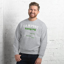 Load image into Gallery viewer, Camping Definition Sweatshirt