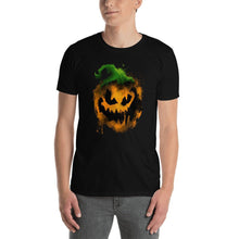 Load image into Gallery viewer, Pumpkin Watercolor T Shirt