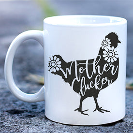 Motherclucker Mug