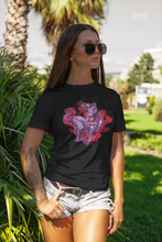 Load image into Gallery viewer, Valentine Unicorn T Shirt
