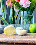 Coconut Lime Cake Truffles (4pcs)