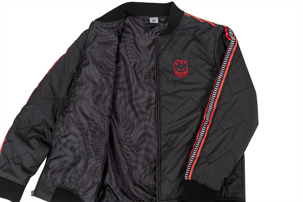 Spitfire - Bighead Bomber Black/Red