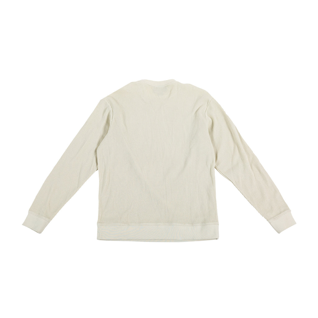 Antihero - Lil Black Hero Waffle Knit Off White
